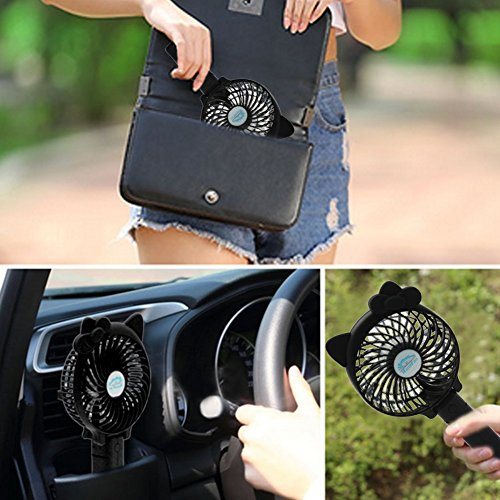 AUTHENTIC Portable USB Mini Cooling Fan with Metal Clip ...