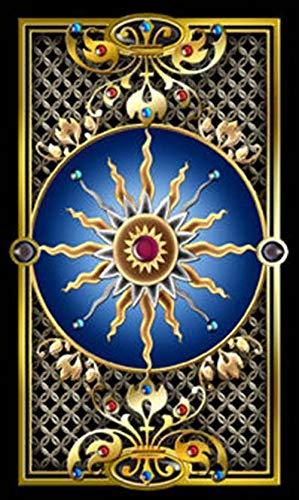 Anya Nana Gilded Tarot Deck Cards New in Box Standard Edition w/ Booklet Horoscopes by Anya Nana (Image #6)