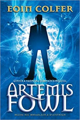 Image result for artemis fowl by eoin colfer