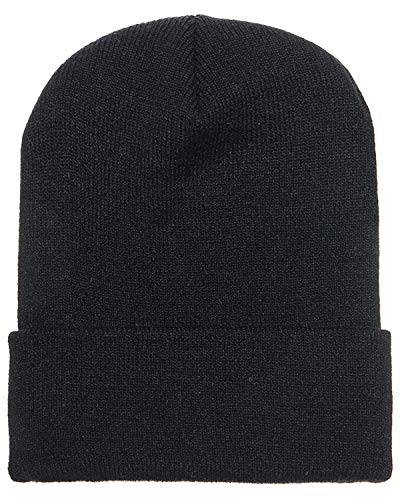 Yupoong Cuffed Knit (A Product of Yupoong Adult Cuffed Knit Beanie -Bulk Discount Saving)