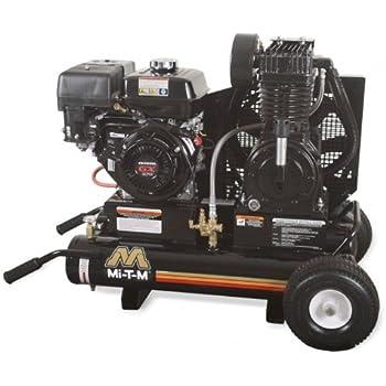 Amazon.com: Mi-T-M AM2-PH09-08M Portable Air Compressor, 8