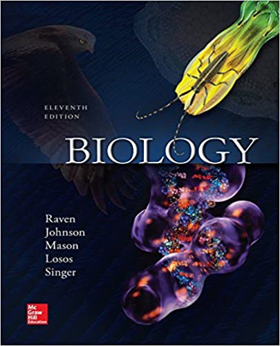 Amazon biology 9781259188138 peter h raven george b biology 11th edition fandeluxe Image collections