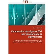 COMPRESSION DES SIGNAUX ECG PAR TRANSFORMATIO