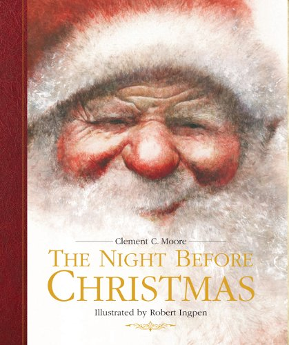 The Night Before Christmas (Sterling Illustrated Classics)
