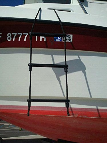 Three Step Rope Ladder