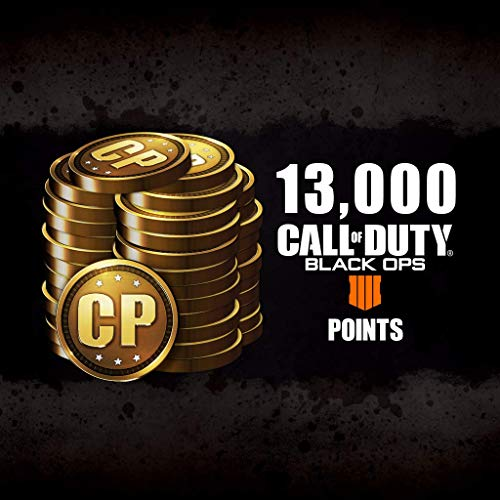 Call Of Duty: Black Ops 4 - Cod Points 13000 - PS4 [Digital Code] (Black Ops 1 Best Cod)