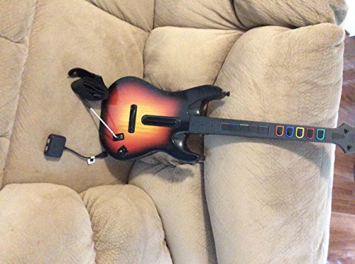 Red Octane Guitar Hero World Tour Wireless Guitar Controller for PlayStation 3
