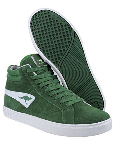 Kangaroos - Zapatillas para hombre Verde - verde