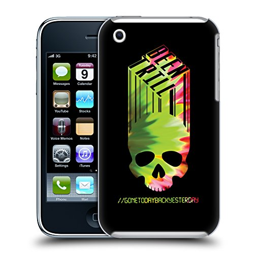 Official Been Trill Three Dimensional Colourful Prints Hard Back Case for Apple iPhone 3G / 3GS