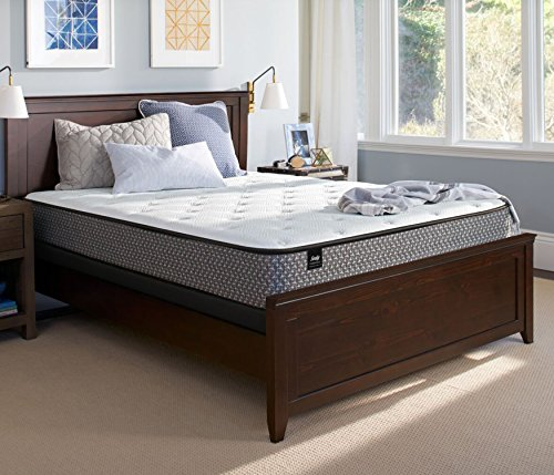 Sealy Response Essentials 8.5-Inch Firm Tight Top Mattress, Twin
