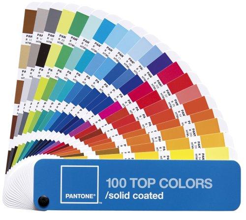 Pantone 100 Top Colors