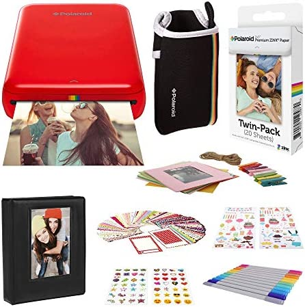 Amazon.com: Polaroid ZIP - Impresora móvil: Camera & Photo