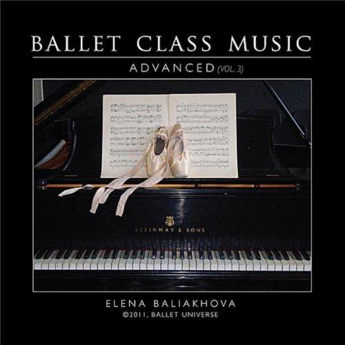 Ballet class music v.3 Advanced