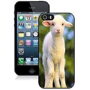 Beautiful Custom Designed Cover Case For iPhone 5s With Meek Little Sheep Phone Case Kimberly Kurzendoerfer
