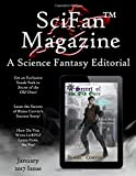 img - for SciFan Magazine January 2017: A Science Fantasy Editorial book / textbook / text book