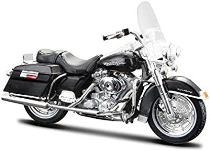 Harley Davidson 1999 Flhr Road King 1:18 Model MAISTO