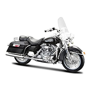 Maisto Harley Davidson 1999 FXR FLHR Road King 1/18 Maqueta ...