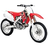 B2B Replicas 49383 CRF450R 2012 Honda Dirt Bike