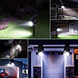 InnoGear 3rd Version 6 LED Solar Lights Outdoor