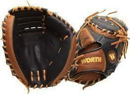 Worth PCM Prodigy Series Catcher's Mitt (32')