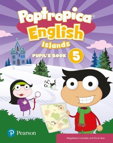 Poptropica English Islands Level 5 Pupil's Book and Online World Access Code + Online Game Access Card pack pdf