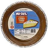 Mi-Del Ginger Snap Gluten Free Pie Crust, 7.1 Ounce Package by Mi-Del