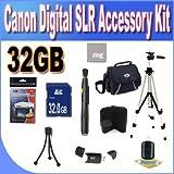 Digital SLR Camera 32GB SDHC Deluxe Accessory Saver Kit.