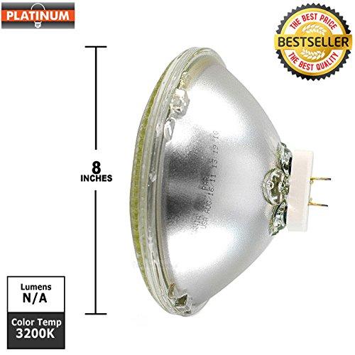 Platinum Bulb 1000W 120V PAR64 Narrow Spot Bulb ()