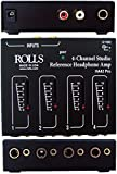 : rolls HA43PRO 4 CH Headphone Amp