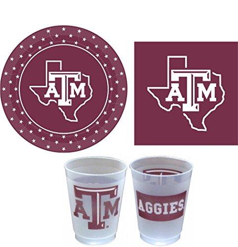 Texas A&m 4 Piece - 7