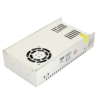 Fuente de alimentación regulada, 360 W 36 V/10 A DC fuente ...