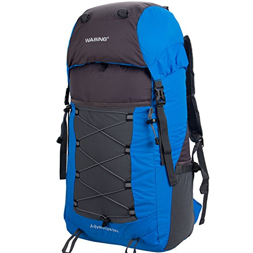 WASING Lightweight Resistant Packable Backpack