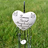 Someone Special Always Loved Sadly Missed Memorial Wind Chime by Angraves