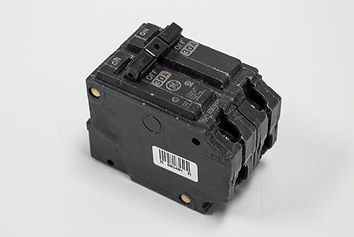 GE Breakers THQL2140GF1 40A, 2P, 120V, 10 kAIC, Q-Line Ground Fault CB