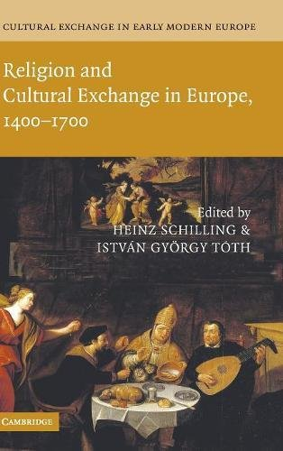 Cultural Exchange in Early Modern Europe (Volume 1) (English and Dutch Edition)