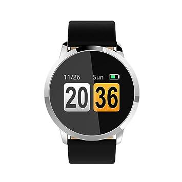 Docooler Q8 Smart Band Ritmo Cardiaco Presión Sanguínea Monitor de Sueño Recordatorio Inteligente Rastreador de Deportes Calorías Rechazo de llamada ...