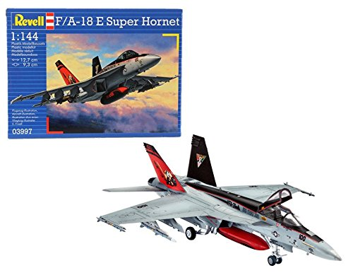 Revell Revell03997 F/a-18e Super Hornet Model Kit Super Hornet Model Kit