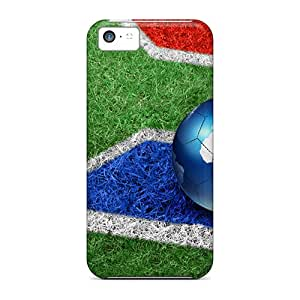 Shock-dirt Proof Fifa Soccer 2010 Case Cover For Iphone 5c