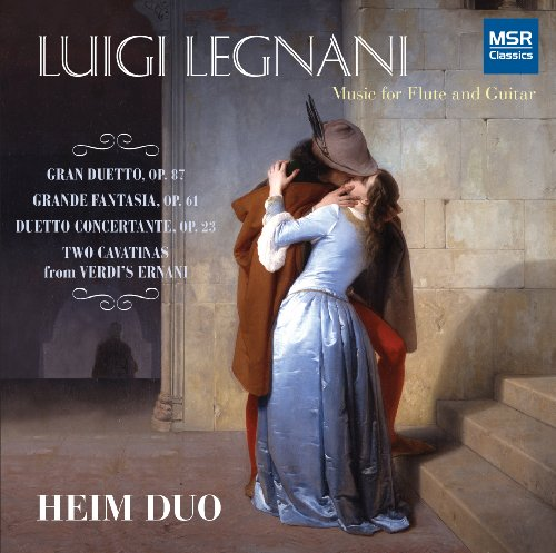 Grand Flute - Luigi Legnani: Music for Flute and Guitar - Gran Duetto, Op.87; Grande Fantasia, Op.61; Duetto Concertante, Op.23; Two Cavatinas from Verdi's Ernani