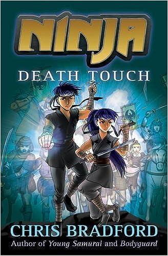 Ninja: Death Touch by Bradford, Chris 2013 Paperback: Amazon ...