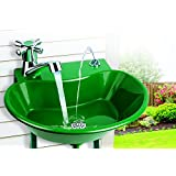 2 IN 1 OUTDOOR SINK AND DRINKING FOUNTAIN