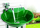 Outdoor Garden Sink Station 2 IN 1 OUTDOOR SINK AND DRINKING FOUNTAIN