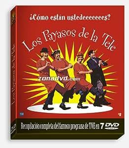 Los Payasos De La Tele [DVD]