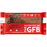 The GFB Gluten Free, Non-GMO High Protein Bars, Cranberry Toasted Almond, 2.05 Ounce (Pack of 12)