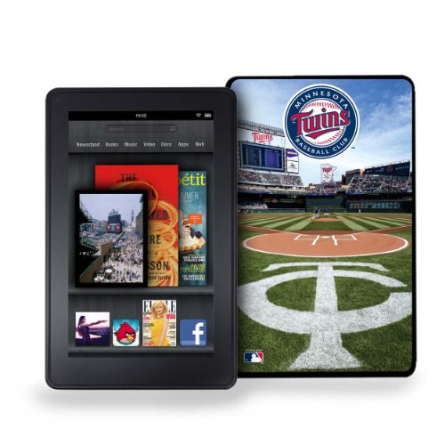 - MLB Minnesota Twins Kindle Fire Stadium Collection Baseball Cover