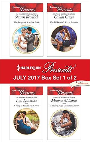Harlequin Presents July 2017 - Box Set 1 of 2: An Anthology
