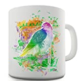 Rainbow Eagle Tea Coffee Quirky Novelty Mug