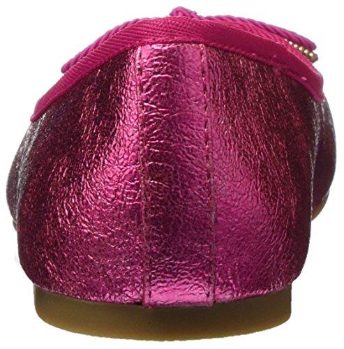 Rose Ballerines 22123 pink Crack Tamaris Femme twvzqTW0
