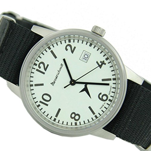 Aristo Men's Watch Messerschmitt Pilot Watch ME-Luminor