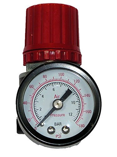 Stanley Bostitch Air Compressor Replacement Pressure Regulator #AB-9051114 -